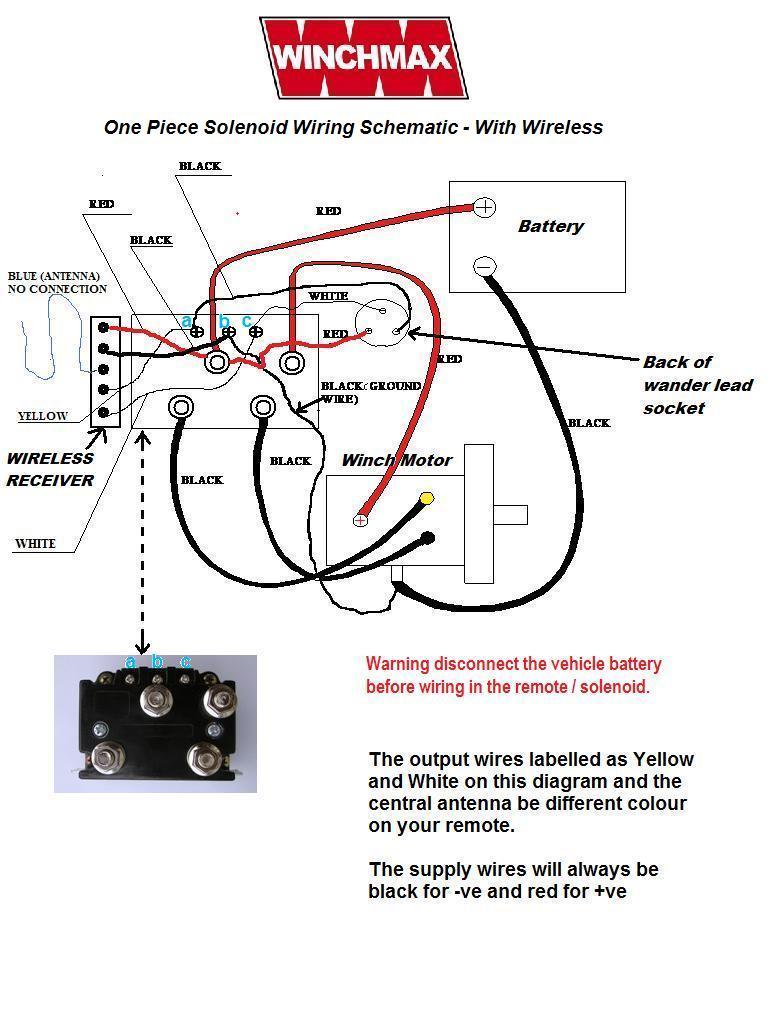 Winch Solenoid 12v Heavy Duty Upgrade Ring Terminal 3475780717139 Ebay Wiring Diagram Schemetics Technical Specifications