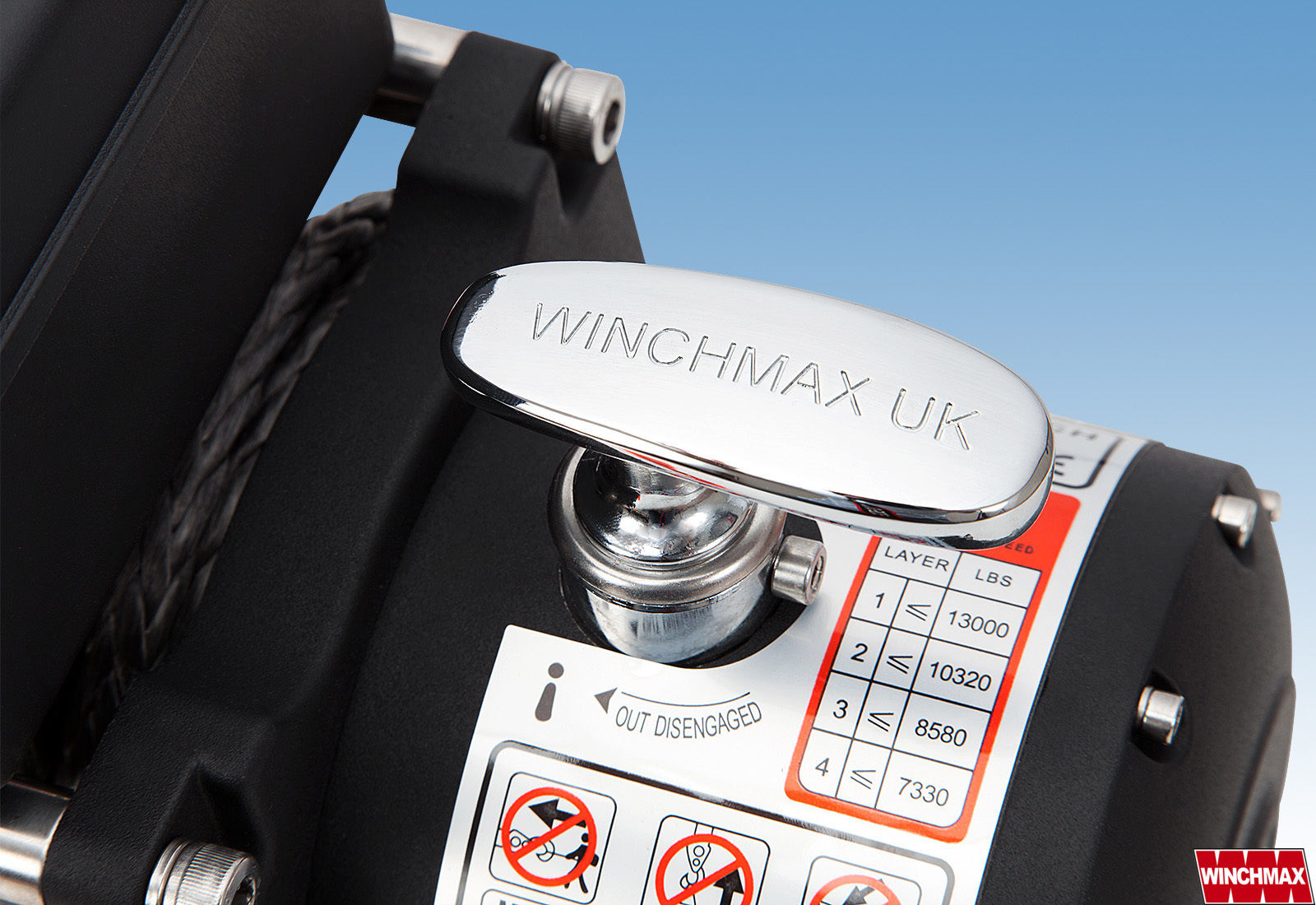 Land Rover Defender Winch Bumper Wiring Kit Isolator Winchmax Instructions 1