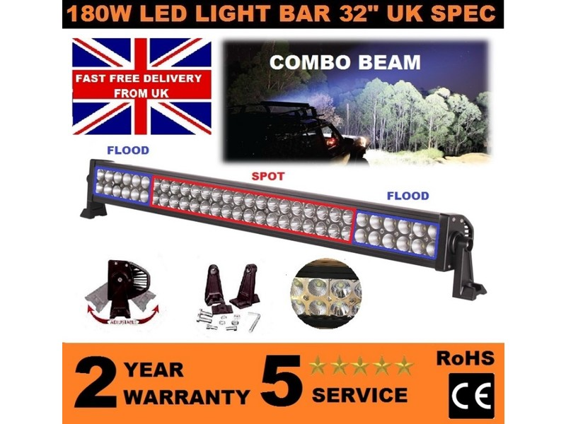 Product standard title picture ebay 180w led 32