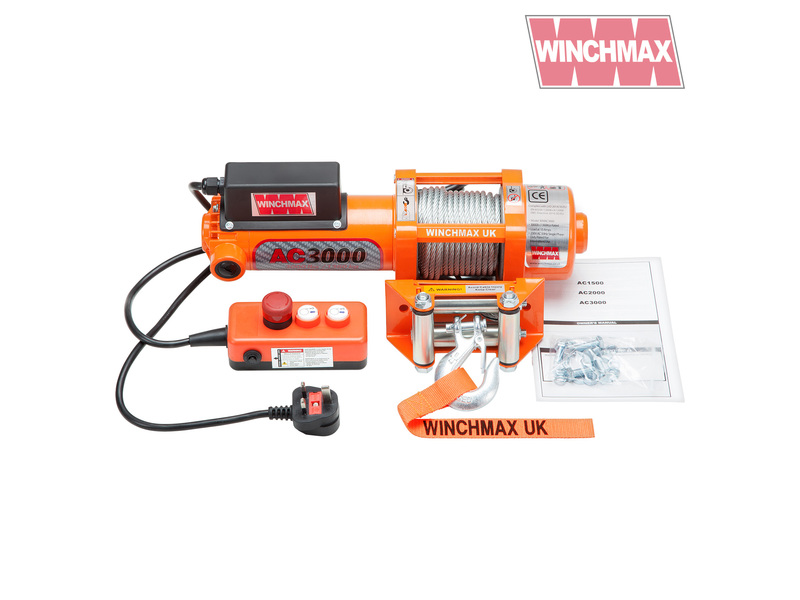 Product standard wmac3000 winchmax 208