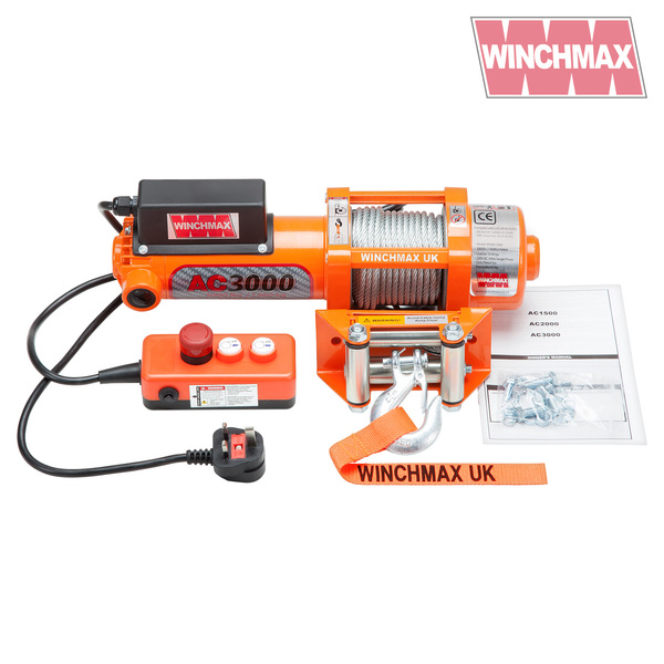 Square wmac3000 winchmax 208