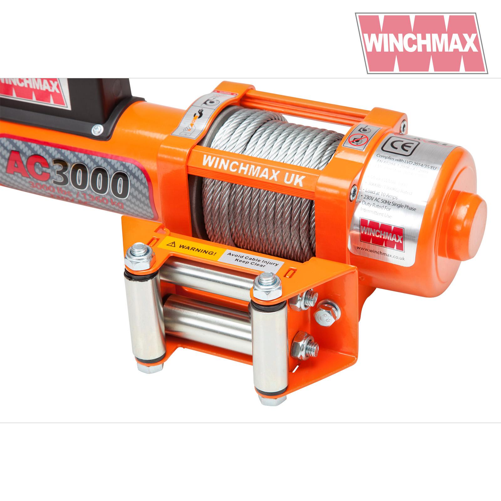 Wmac3000 winchmax 250