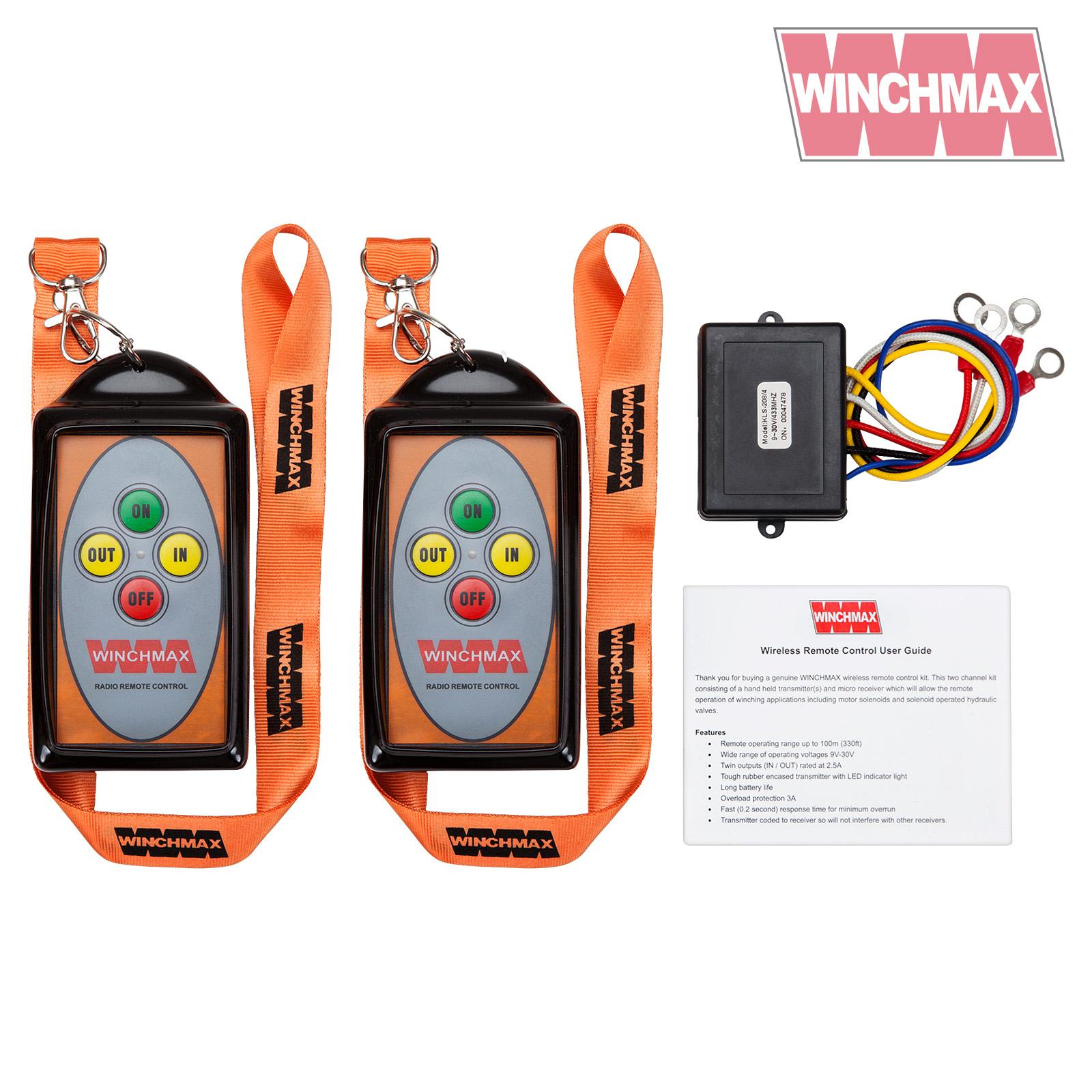 Wmhdremkit2 winchmax 419
