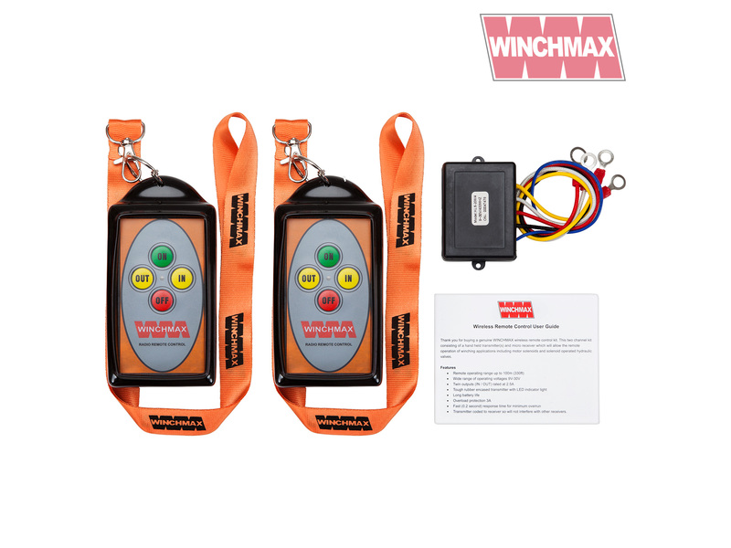 Product standard wmhdremkit2 winchmax 419