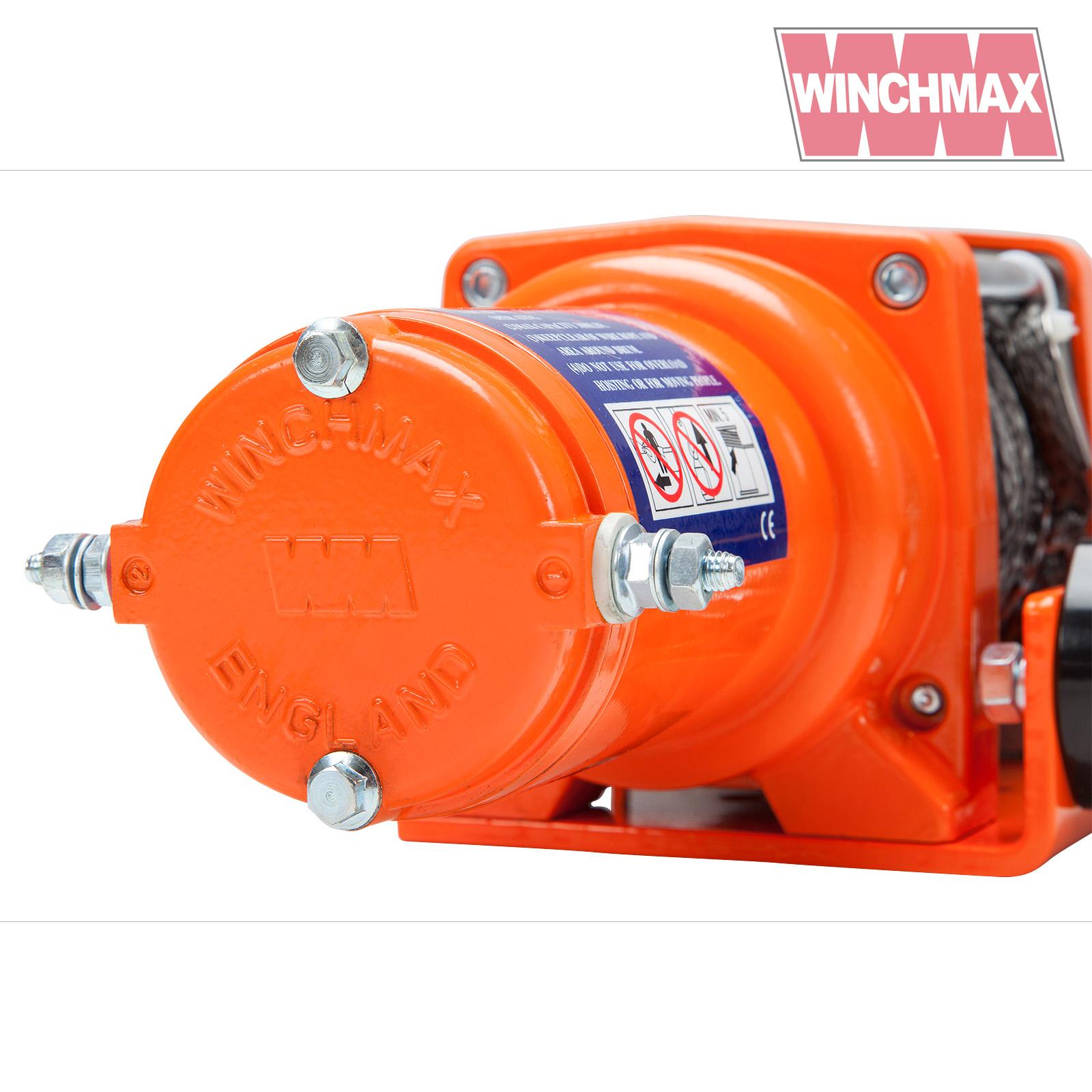 Electric Winch 12v Atv Boat Trailer 3000 Lb Winchmax