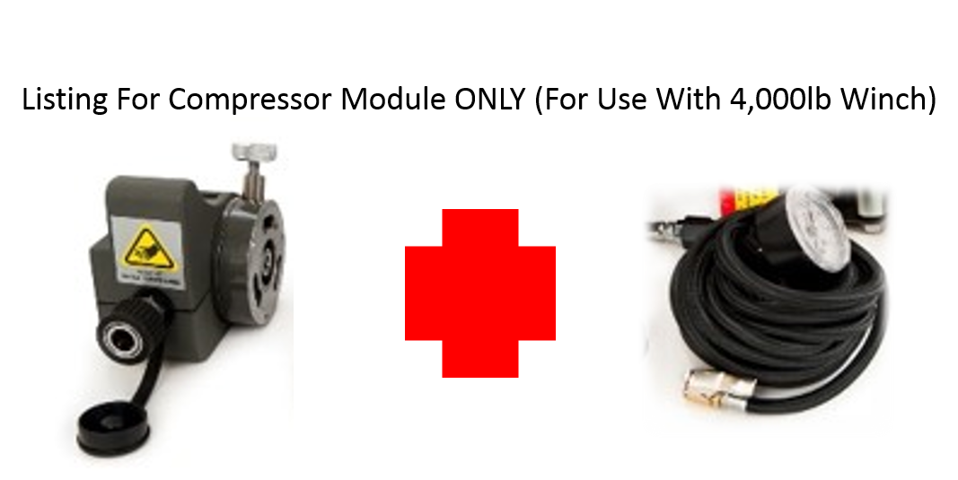 Compressor module only