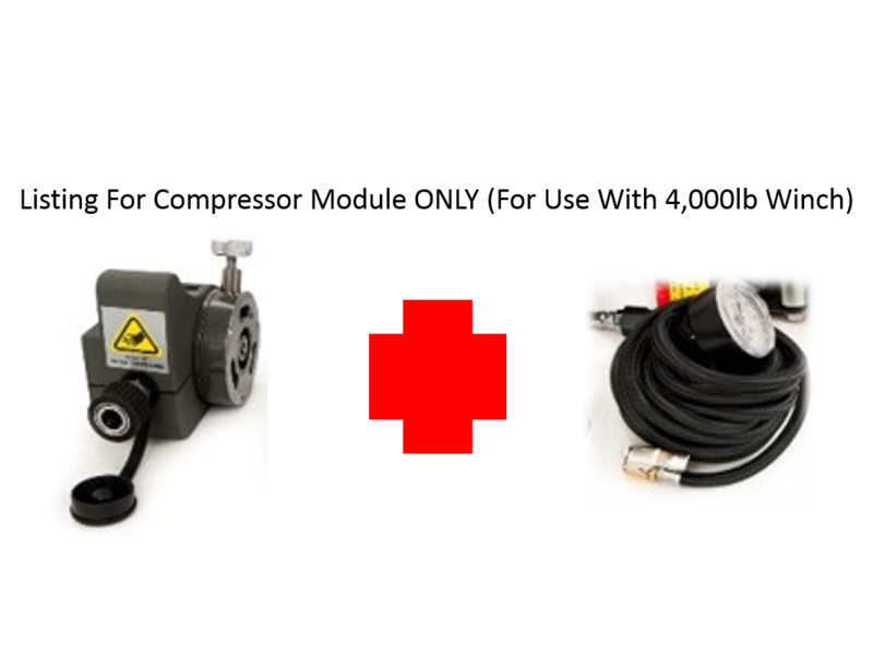 Product standard compressor module only