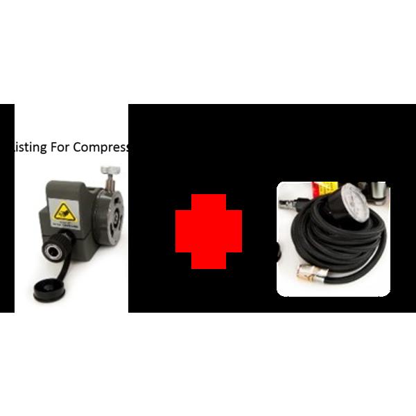 Square compressor module only