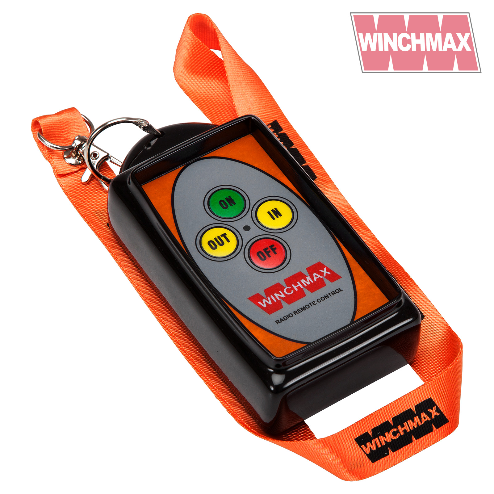 WIRELESS WINCH REMOTE CONTROL TWIN HANDSET WINCHMAX BRAND ...