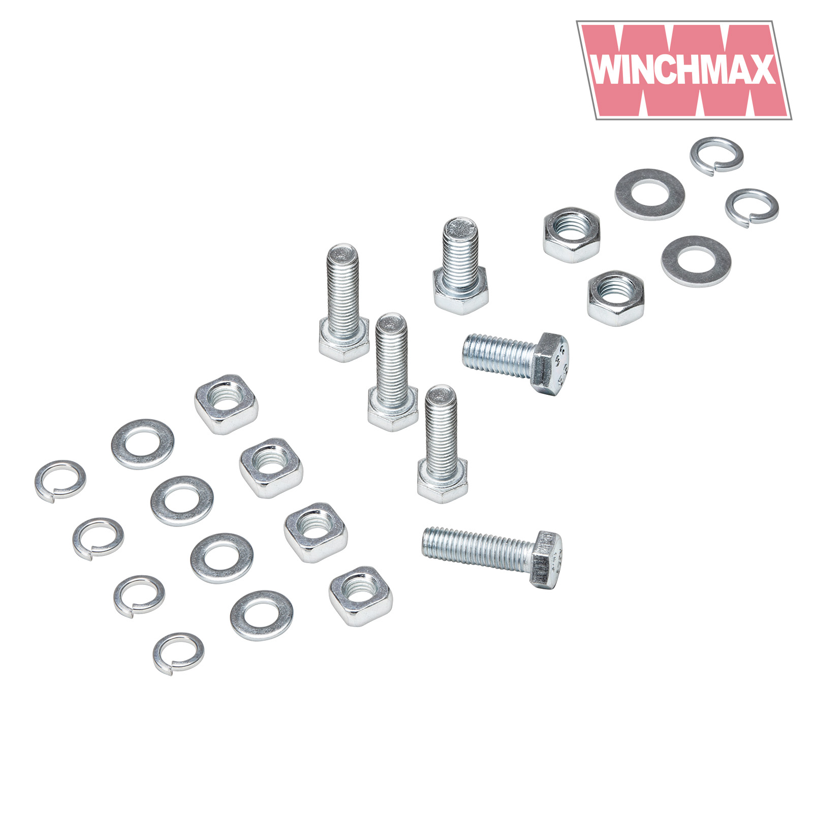 13500 mounting bolt kit winchmax 605