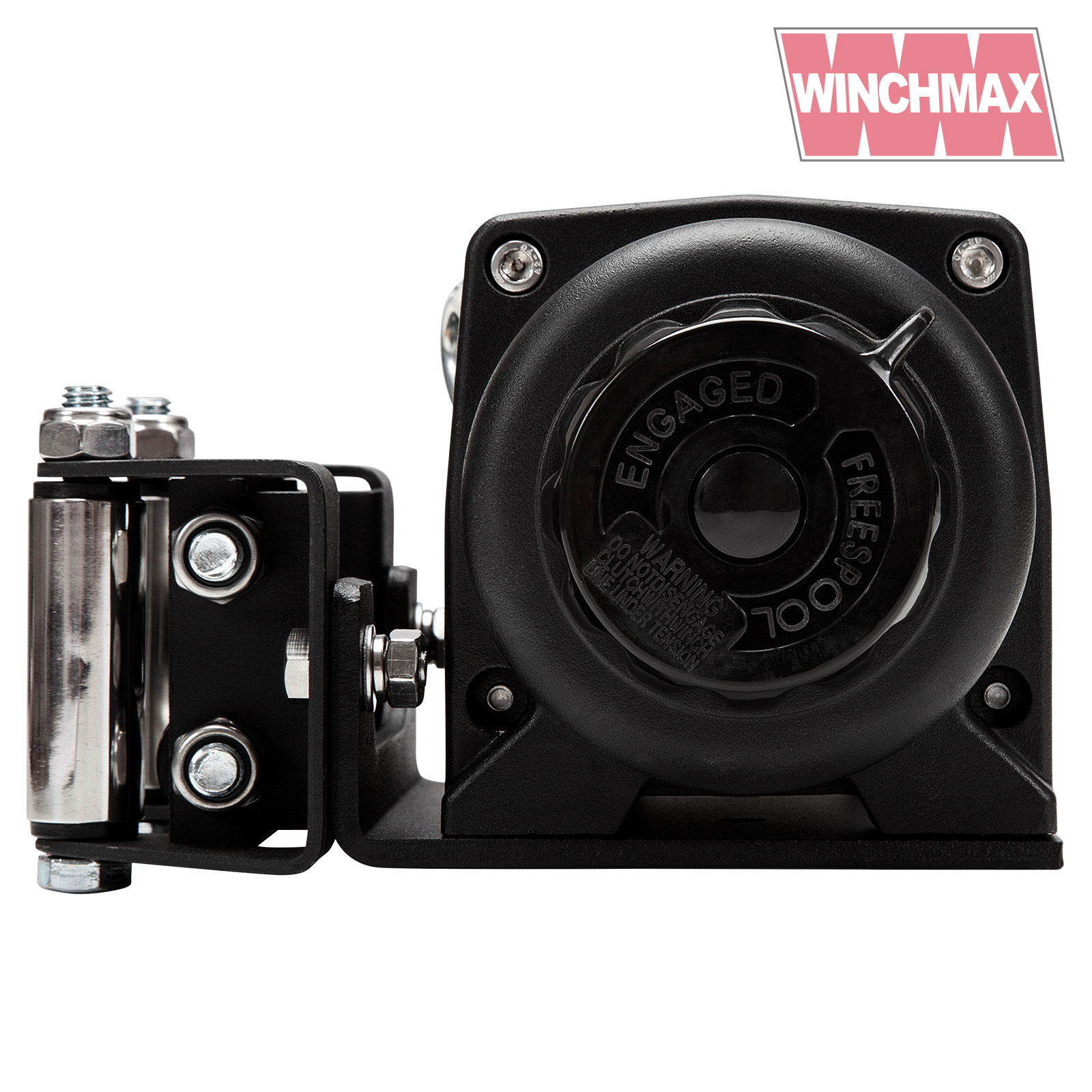 Winch 12v Mil Spec Atv Boat Trailer 3000 Lb Winchmax Stainless Wiring Instructions Steel Marine