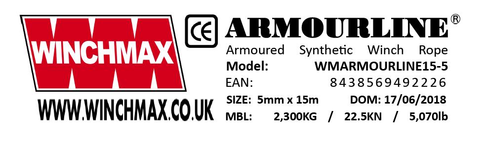 5mm label
