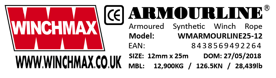 12mm label