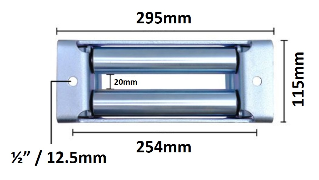 Wmrf measurments