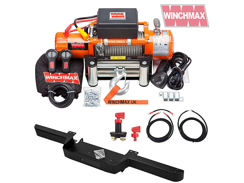 Product standard winch defender combo deal5