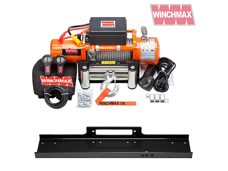 Product standard 12v winch   mp2