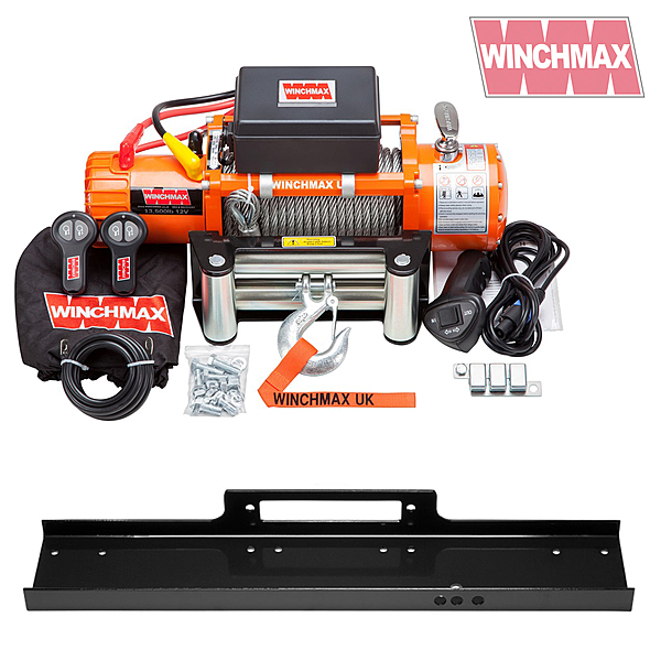 Square 12v winch   mp2